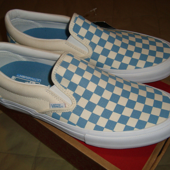 0d1a3ece40 Vans Slip-On Pro (Checkerboard) Sz. 11.5 Checker